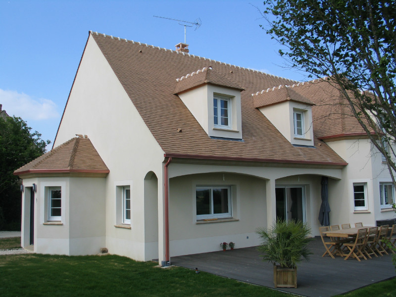 Photos constructeur maison seine et marne for Constructeur maison 42