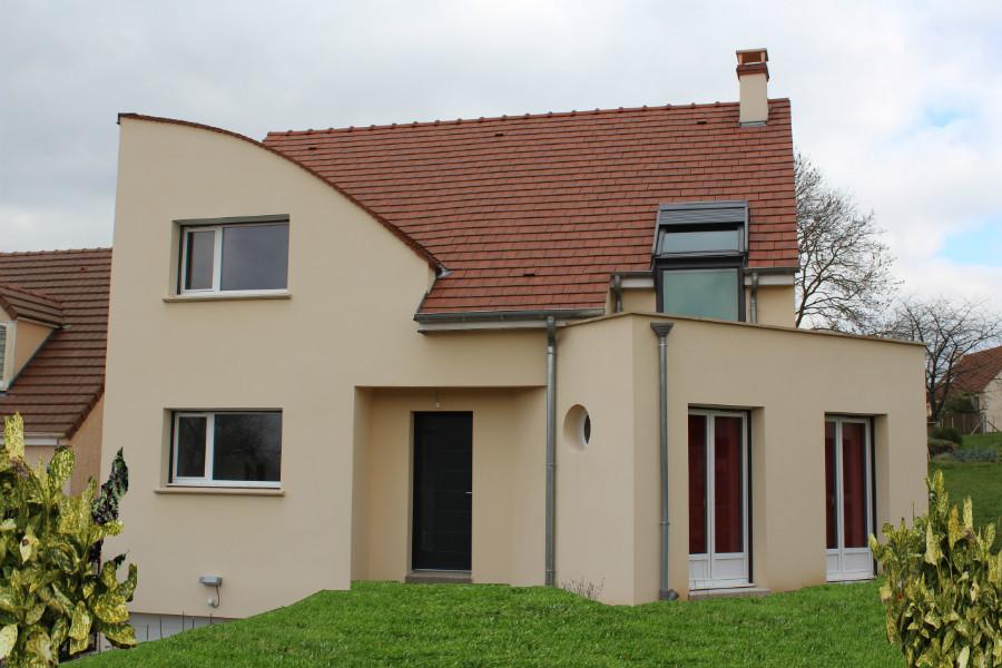 Photos constructeur maison seine et marne for Constructeur maison 64